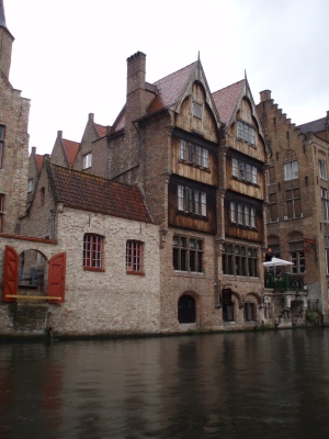 Some of Bruge's architecture.